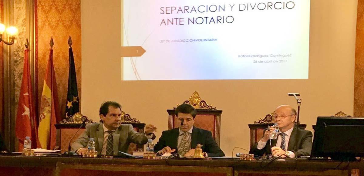 Foro Feapen separación divorcio ante notario