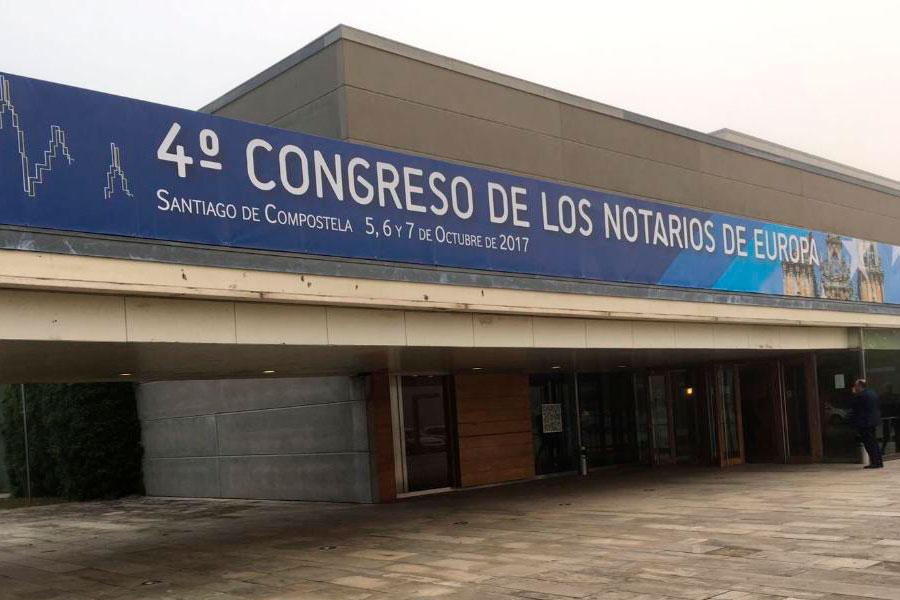 4º congreso de los notarios de Europa