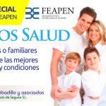 Barbadillo selecciona para FEAPEN los mejores seguros de salud.
