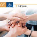 Mantengamos la unidad a pesar del Coronavirus. Editorial de la revista Inter-Nos